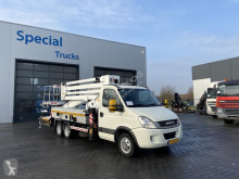 Utilitaire nacelle Iveco 40C17/T Oil & Steel snake 2714 Compact (27 Meter) BE Rijbewijs