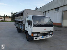 Ladvogn til dyrtransport Mitsubishi Canter 444