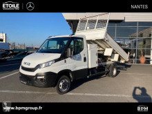 Utilitaire châssis cabine Iveco Daily CCb 35C18H Empattement 3750 benne