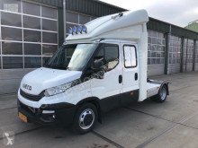 Utilitaire châssis cabine Iveco 40C18 Daily | Dubbel Cabine | High Matic | Luchtvering