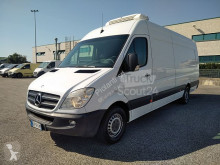 Mercedes refrigerated van Benz