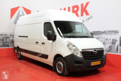Opel Movano 2.3 CDTI 131 pk L3H3 ideaal als buscamper of mobiele werktplaats Inrichting/Navi/Camera/3 Persoons/Bluetooth fourgon utilitaire occasion