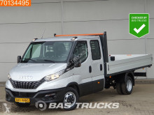 Iveco Daily 35C18 3.0 180PK Automaat Open Laadbak Pickup Airco Cruise A/C Double cabin Cruise control платформа б/у