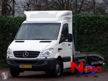 Biltransportfordon Mercedes Sprinter 516 AUT OPRIJWAGEN LIER TREKHAAK