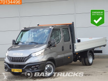 Cassone Iveco Daily 35C18 3.0 180PK Automaat Open Laadbak 3500kg trekgewicht Airco Cruise A/C Double cabin Cruise control