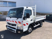 Fuso Canter utilitaire benne standard occasion