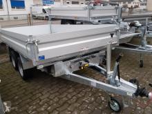 Humbaur HTK 3000.31 E-Pumpe used light trailer