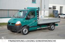 Düz platformlu kamyonet tenteler Renault Master Master 2.5 dCi 120 3,5t Pritsche 3,3m Klima 3-Si