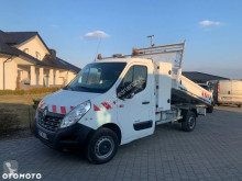 Vehicul utilitar Renault Master 125 dCi // WYWROTKA // DŹWIG // SERWISOWANY second-hand