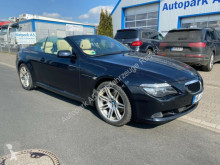 BMW Cabrio 635d Head Up Keyless Sportpaket voiture cabriolet occasion