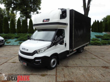 Iveco curtainside van DAILY 35S18
