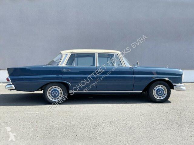 Zobaczyć zdjęcia Pojazd dostawczy Mercedes 220 B Limousine Dieselmotor  B Limousine Dieselmotor