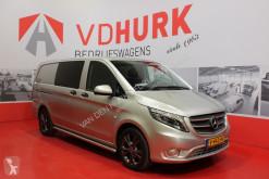 Mercedes Vito 111 CDI DC Dubbel Cabine LED/Camera/Navi/LMV nyttofordon begagnad