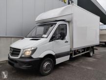 Furgoneta furgoneta caja gran volumen Mercedes Sprinter 514 CDI + laadklep
