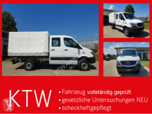 Furgoneta furgoneta con lona Mercedes Sprinter 316CDI DOKA,Allrad,Standheizung