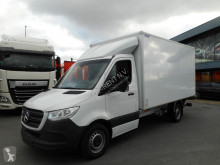 Mercedes large volume box van Sprinter 314 CDI Loading Ramp L2 FWD Belgium Leasing/Renting for Belgian Customers