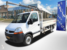 Fourgon utilitaire Renault Master T35 2.5 dCi 94797 Km HIAB 026 T3 Laadkraan 1820Kg