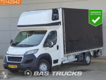 Utilitaire caisse grand volume Peugeot Boxer 2.0 Blue HDi 163PK Laadklep Bakwagen Airco LBW Koffer A/C