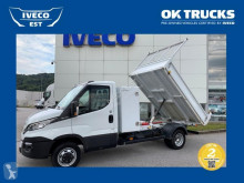 Utilitaire châssis cabine Iveco Daily 35C14 Benne + Coffre