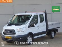 Cassone Ford Transit 2.0 TDCI 130PK Open Laadbak DC Trekhaak Airco Cruise Pritsche Pickup A/C Double cabin Towbar Cruise control