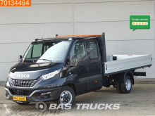 Utilitaire plateau Iveco Daily 35C18 Automaat Dubbellucht Open Laadbak Airco Cruise Pickup A/C Double cabin Cruise control