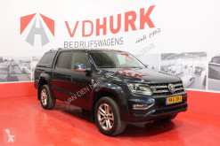Volkswagen Amarok V6 3.0 TDI 224 pk Aut. Led/Camera/Navi/Sidebars/Leder voiture pick up occasion