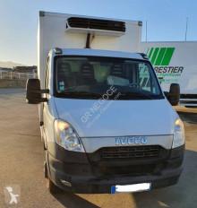 Užitkový vůz s chladničkou záporná skříň Iveco Daily 50C17