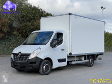 Utilitaire caisse grand volume Renault Master Box with lift Euro 6