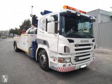 Camión Scania P de asistencia en ctra usado