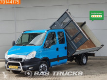 Iveco Pritsche bis 7,5t Daily 40C15 3.0 150PK 3 zijdige Kipper Trekhaak Tipper Benne Euro5 Double cabin Towbar Cruise control