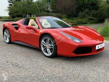 Voiture cabriolet Ferrari 488 SPIDER!!CARBON!!7500km!!2018!! BINNEN!! 488