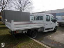 Utilitaire benne standard Renault Master Propulsion 125.35