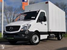 Veículo utilitário carrinha comercial caixa grande volume Mercedes Sprinter 314 cdi bakwagenlaadklep