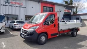 Furgoneta furgoneta caja abierta teleros Fiat Ducato II 2.3 MJT 130
