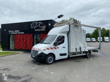 Furgoneta lonas deslizantes (PLFD) Renault Master 125