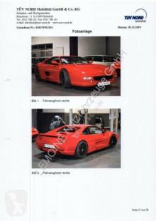 Автомобиль купе-кабриолет Ferrari F355 Berlinetta Schalter Zahnriemen NEU
