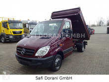 Mercedes Sprinter Sprinter II 516 CDI MEILLER 3S Kipper used three-way side tipper van