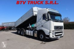 Volvo FH FH 13 500 RIBALTABILE TRILATERALE EURO 5 truck used tipper