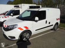 Fiat positive trailer body refrigerated van Doblo Cargo 1.3 MJT