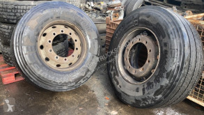 Запчасти шины Bridgestone DURAVIS R-STEER 002 SET 385/65R22.5 DOT 3120