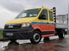Veículo utilitário MAN TGE 5.180 ac dc 3500 kg trekha comercial estrado caixa aberta usado
