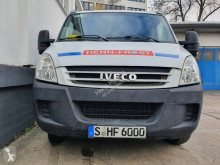 Iveco Daily 50C15 used negative trailer body refrigerated van
