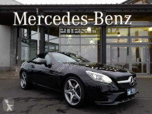 Furgoneta coche descapotable Mercedes SLC 200 AMG+TOTW+AIRSCARF+LED+ SPIEGEL+PARK+SHZ
