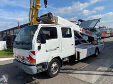 Veículo utilitário Utilitaire Nissan Cabstar E 110 + KLAAS 29 METER LADDERLIFT