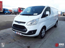 Užitková dodávka Ford Transit Full option