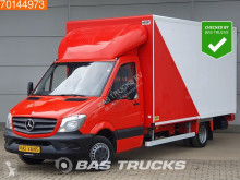 Mercedes Sprinter 516 CDI Automaat Laadklep Dubbellucht Bakwagen Airco Camera A/C utilitaire caisse grand volume occasion