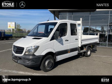 Utilitaire châssis cabine Mercedes Sprinter CCb 514 CDI 37 Double Cabine 3T5 E6