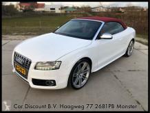 Audi S5 Cabriolet 3.0 TFSI 335pk quattro 105.910km exclusieve kleurstelling voiture cabriolet occasion