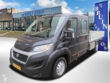 Veículo utilitário comercial estrado caixa aberta Opel Movano / Fiat Ducato 35H 2.3 MultiJet 150 Pk L4 DC Dubbelcabine 7Persoon