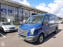 Volkswagen Crafter 2.5 TDI 109 fourgon utilitaire occasion